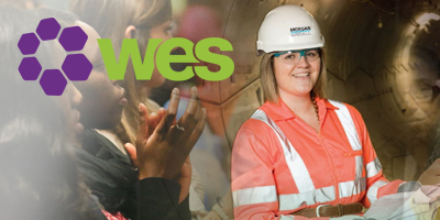 Cover of WES Diversity in Engineering report
